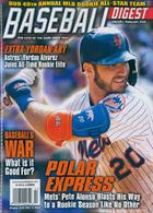 Baseball Digest Magazine Issue JAN/FEB20