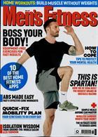 Mens Fitness Magazine Issue JUN 20