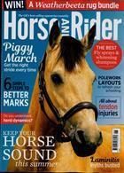 Horse & Rider Magazine Issue JUN 20