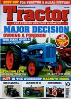 Tractor Farming Heritage  Magazine Issue JUN 20