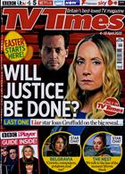 Tv Times England Magazine Issue 04/04/2020