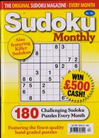 Sudoku Monthly Magazine Issue NO 183