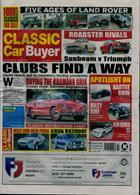 Classic Car Buyer Magazine Issue 01/04/2020