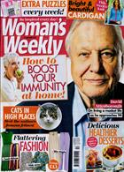 Womans Weekly Magazine Issue 21/04/2020