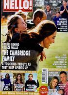 Hello Magazine Issue NO 1629
