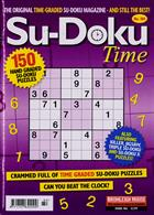 Sudoku Time Magazine Issue NO 184