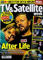 Tv & Satellite Week  Magazine Issue 18/04/2020