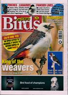 Cage And Aviary Birds Magazine Issue 01/04/2020