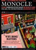 Monocle Magazine Issue MAY 20