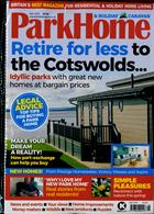 Park Home & Holiday Caravan Magazine Issue MAY 20