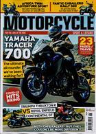 Motorcycle Sport & Leisure Magazine Issue JUN 20