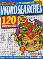 Everyday Wordsearches Magazine Issue NO 146