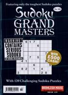 Sudoku Grandmaster Magazine Issue NO 180