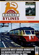 Railway Bylines Magazine Issue VOL25/6