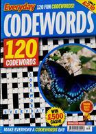 Everyday Codewords Magazine Issue NO 70