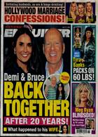 National Enquirer Magazine Issue 27/04/2020