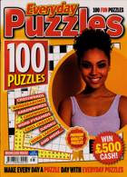 Everyday Puzzles Magazine Issue NO 138