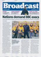 Broadcast Magazine Issue 14/02/2020