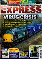 Rail Express Magazine Issue MAY 20