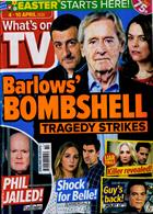 Whats On Tv England Magazine Issue 04/04/2020