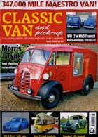 Classic Van & Pick Up Magazine Issue MAY 20