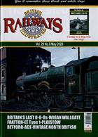 British Railways Illustrated Magazine Issue VOL29/8