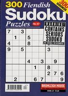 300 Fiendish Sudoku Puzzle Magazine Issue NO 67