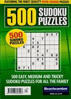 500 Sudoku Puzzles Magazine Issue NO 63