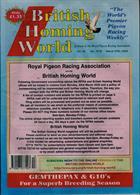 British Homing World Magazine Issue NO 7518