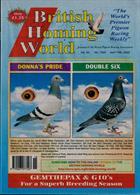 British Homing World Magazine Issue NO 7520