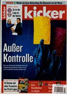 Kicker Montag Magazine Issue NO 7