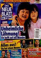 Das Neue Blatt Magazine Issue NO 8