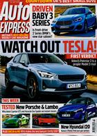 Auto Express Magazine Issue 19/02/2020
