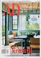 Architectural Digest German Magazine Issue NO 2
