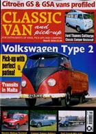 Classic Van & Pick Up Magazine Issue MAR 20