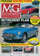 Mg Enthusiast Magazine Issue MAR 20