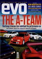 Evo Magazine Issue MAR 20