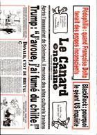 Le Canard Enchaine Magazine Issue 73