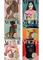 Vogue Italian Magazine Issue NO 833