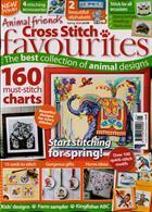 Cross Stitch Favourites Magazine Issue SPRING