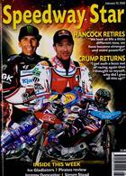 Speedway Star Magazine Issue 22/02/2020