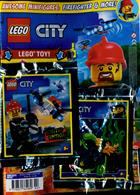 Lego City Magazine Issue NO 24