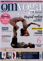 Om Yoga Lifestyle Magazine Issue MAR 20