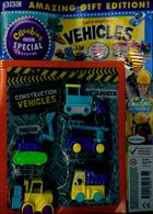 Cbeebies Special Gift Magazine Issue NO 136