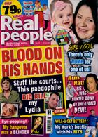 Real People Magazine Issue NO 8