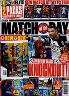 Match Of The Day  Magazine Issue NO 591