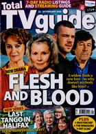 Total Tv Guide England Magazine Issue NO 9