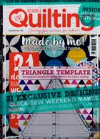 Love Patchwork Quilting Magazine Issue NO 84