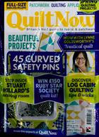 Quilt Now Magazine Issue NO 74