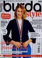 Burda Style Magazine Issue NO 3